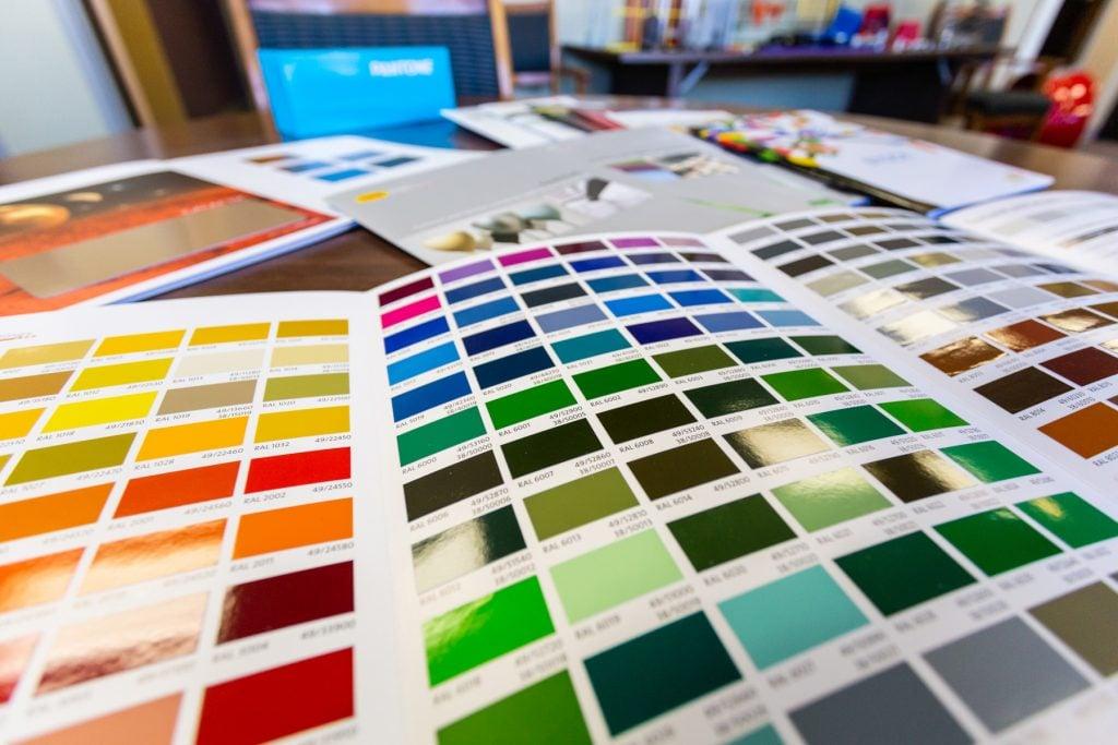 Custom Color Matching